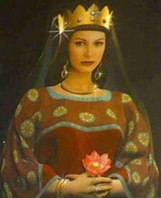 اولین پادشاه زن ایران بعد از اسلام