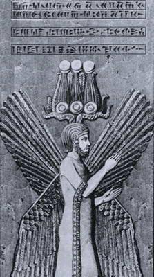 کورش پادشاه ایران از تخم بدکاری می گوید