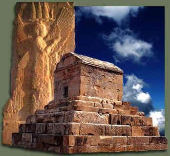 ترجمه سخنان کورش بزرگ در متن های بابلی