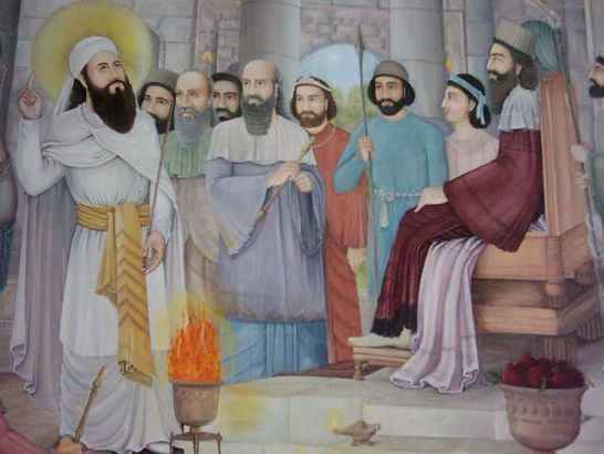 آتش در ایران باستان