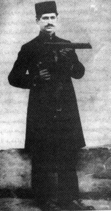 جوانی میرزا کوچک خان جنگلی