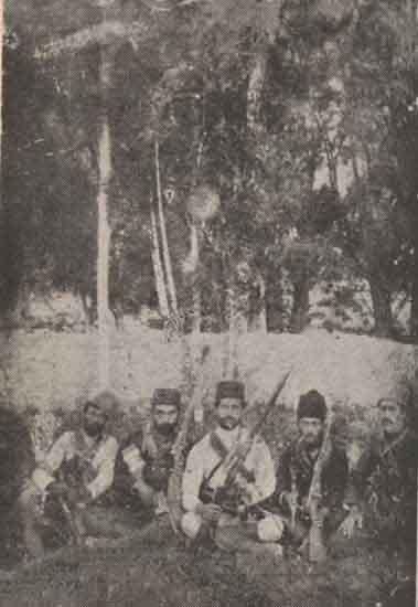 یاران میرزا