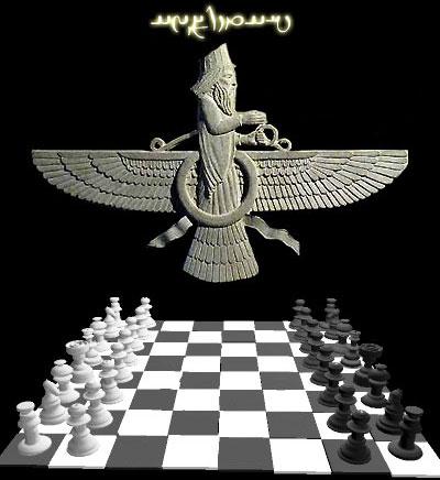 آیا شطرنج ایرانی است؟