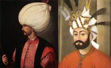 شاه اسماعیل و سلطان سلیم