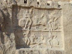 پیروزی بهرام دوم