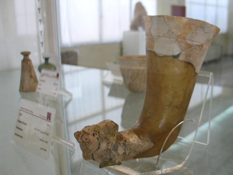 هنر هخامنشی - موزه ملی ایران -تخت جمشید