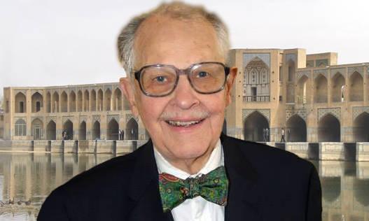 ریچارد فرای- بزرگمرد ایران شناس