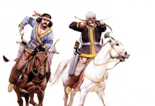 سپاه اشکانی