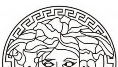 چلیپای شکسته در حاشیه نشان ورساچه