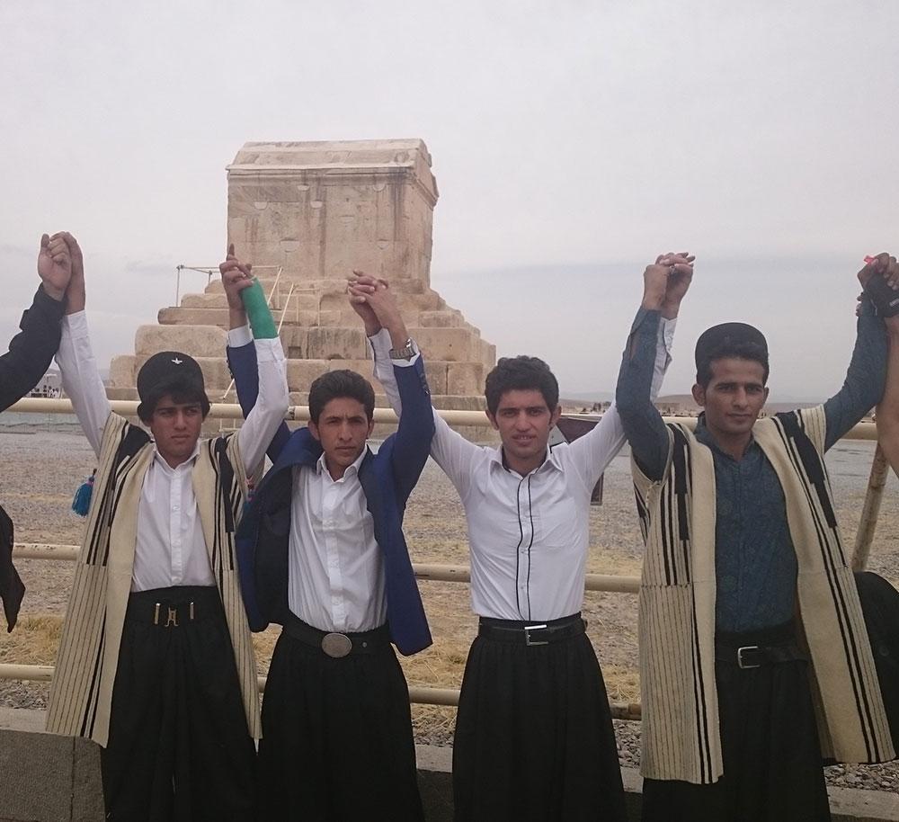 فرزندان ایران همه برای ایران