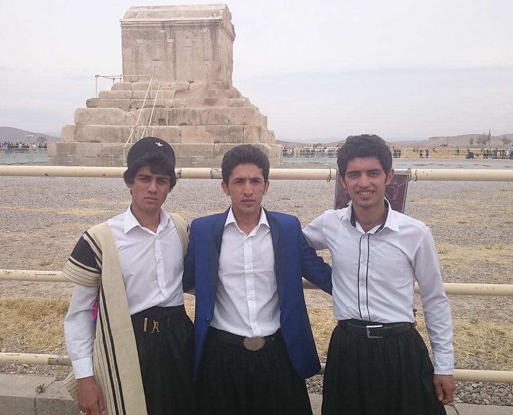 فرزندان ایران