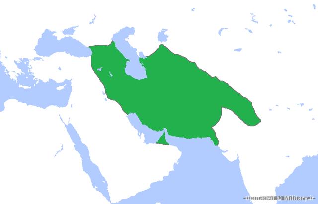 قلمرو حکومت افشاری