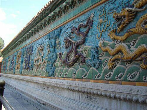 اژدها نماد امپراطوری در چین