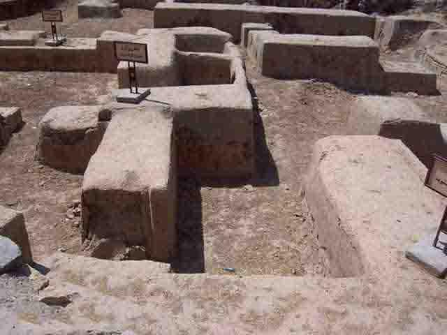 شهر باستانی هگمتانه